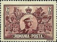 [The 50th Anniversary of the Kingdom Romania, Typ PR]