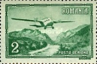 [Airmail - Planes over Landscapes, type QL]