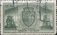 [The 100th Anniversary of Turnu Severin City, type RW]