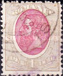 [King Karl I - See Also No.105-115, type T]