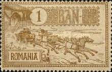 [Horses - Mail Coach, type U]