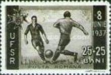 [The 25th Anniversary of the UFSR Sports Association, type UO]