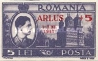 [The 2nd Congress of the Romanian Society for Friendship with the Soviet Union ARLUS, type XPU]