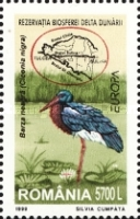 [EUROPA Stamps - Nature Reserves and Natural Parks - Birds, type XSO]