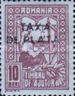 [The Queen Weaving - Romania Tax Stamps of 1916 Overprinted