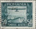 [National Fund for Aviation - Airplane - Inscription