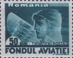[National Fund for Aviation - Aviator - Inscription