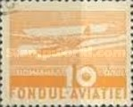 [National Fund for Aviation - Seaplane - Inscription