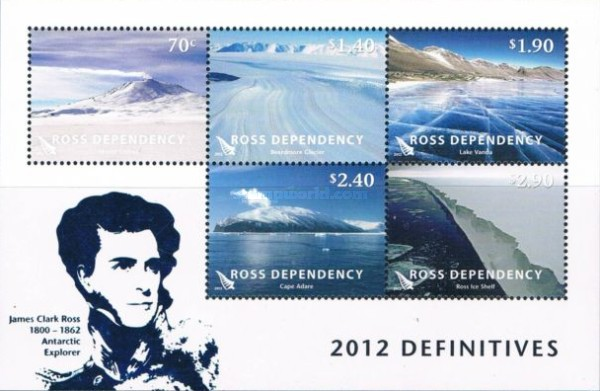 [Ross Dependency Definitives, Typ ]