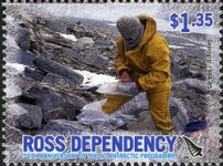 [The 50th Anniversary of the New Zealand Antarctic Programme, type BZ]