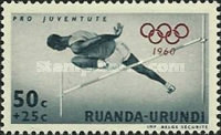 [Olympic Games - Rome, Italy, type CH]