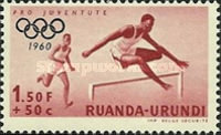 [Olympic Games - Rome, Italy, type CI]