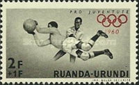 [Olympic Games - Rome, Italy, type CJ]
