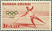 [Olympic Games - Rome, Italy, type CK]