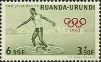 [Olympic Games - Rome, Italy, type CL]