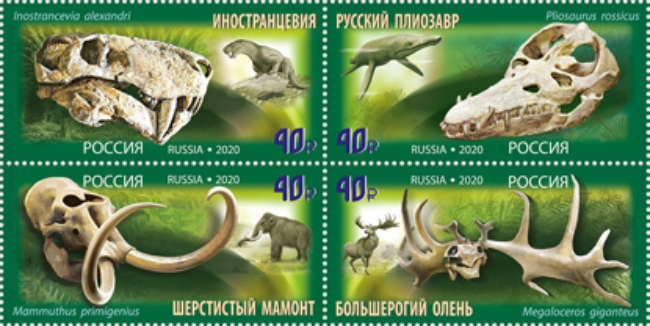 [Paleontological Heritage of Russia, type ]