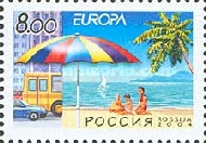 [EUROPA Stamps - Holidays, Typ AMQ]