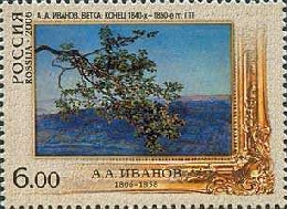 [The 200th Anniversary of the Birth of A. A. Ivanov, Typ AUB]
