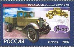 [The First Russian Lorries, Typ AWW]