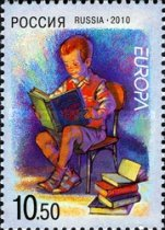 [EUROPA Stamps - Children's Books, Typ BER]