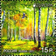[EUROPA Stamps - The Forest, Typ BHK]