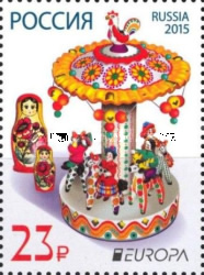 [EUROPA Stamps - Old Toys, Typ BYM]