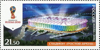 [FIFA Football World Cup 2018, Russia - Stadiums, Typ CGW]