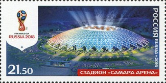 [FIFA Football World Cup 2018, Russia - Stadiums, Typ CGX]