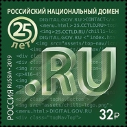 [National Domain - .RU, type CTO]
