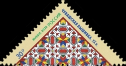 [Decorative Arts of Russia - Embroidery, type CZZ]