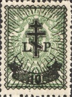 [Russian Postage Stamps Surcharged, Typ E]