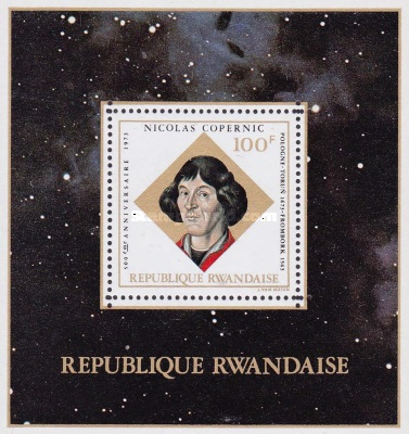 [The 500th Anniversary of the Birth of Nicolaus Copernicus, Typ ]