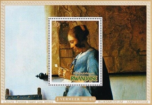 [Paintings of J. Vermeer van Delft, Typ ]