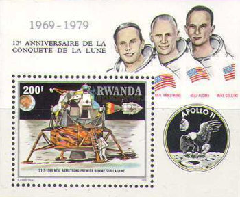 [The 10th Anniversary of Apollo 11 Moon Landing, Typ ]