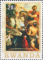[The 400th Anniversary of the Birth of Peter Paul Rubens, 1577-1640, Typ AAS]