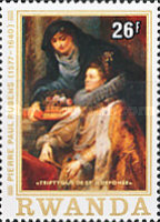 [The 400th Anniversary of the Birth of Peter Paul Rubens, 1577-1640, Typ AAY]