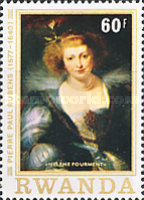 [The 400th Anniversary of the Birth of Peter Paul Rubens, 1577-1640, Typ AAZ]