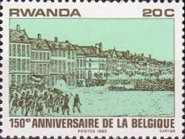[The 150th Anniversary of Belgian Independence, Typ AIE]