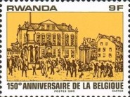 [The 150th Anniversary of Belgian Independence, Typ AIH]