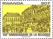 [The 150th Anniversary of Belgian Independence, Typ AIL]