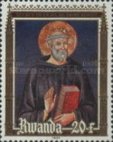 [The 1500th Anniversary of the Birth of St. Benedict of Nursia, 1477-1549, Typ AKP]