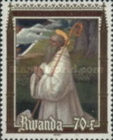[The 1500th Anniversary of the Birth of St. Benedict of Nursia, 1477-1549, Typ AKQ]