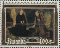 [The 1500th Anniversary of the Birth of St. Benedict of Nursia, 1477-1549, Typ AKR]