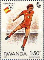 [Football World Cup - Spain, Typ AME]