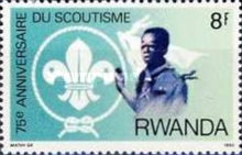 [The 75th Anniversary of Scout Movement, Typ ANG]