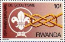 [The 75th Anniversary of Scout Movement, Typ ANH]