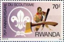 [The 75th Anniversary of Scout Movement, Typ ANJ]