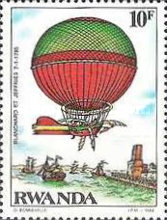 [The 200th Anniversary of Manned Flight - Balloons, Typ APR]