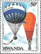 [The 200th Anniversary of Manned Flight - Balloons, Typ APS]