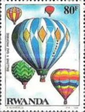[The 200th Anniversary of Manned Flight - Balloons, Typ APT]